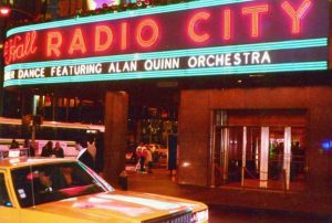The Alan Quinn Orchestra @ Radio City